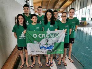 O CRASTO alcança o 6° lugar no VII° Torneio Cidade de Mirandela
